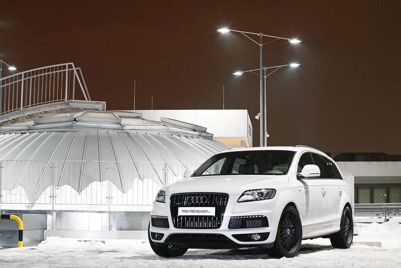 MR Car Design: Audi Q7 s 374 koňmi: - fotka 1