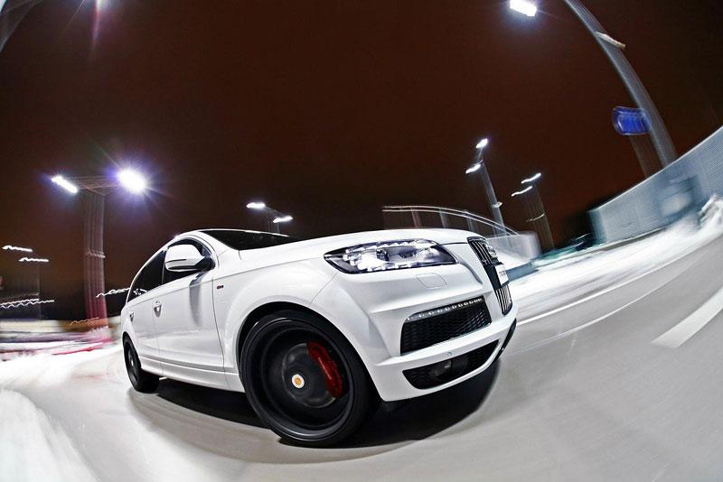 MR Car Design: Audi Q7 s 374 koňmi: - fotka 4