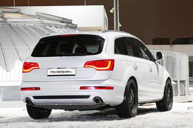 MR Car Design: Audi Q7 s 374 koňmi: - fotka 8