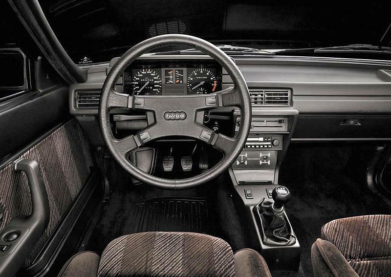 Audi Quattro: Třicet let pohonu všech kol: - fotka 9