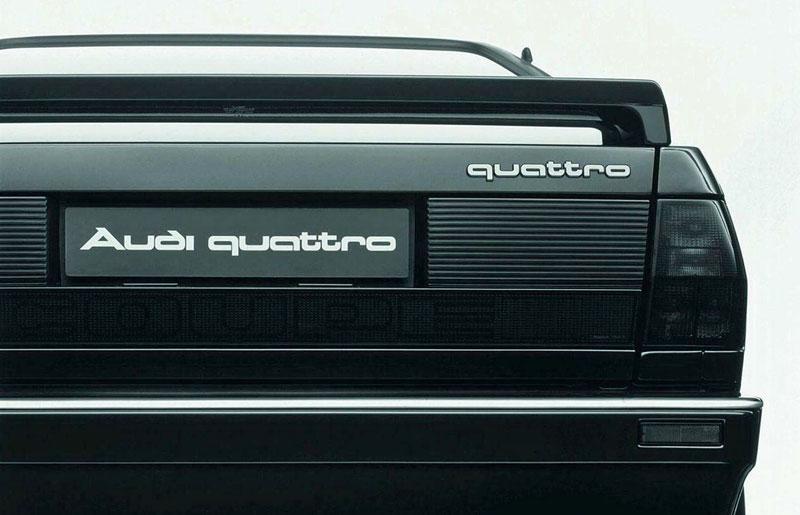 Audi Quattro: Třicet let pohonu všech kol: - fotka 11