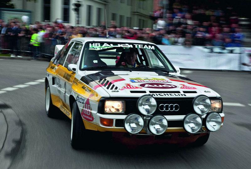 Audi Quattro: Třicet let pohonu všech kol: - fotka 22