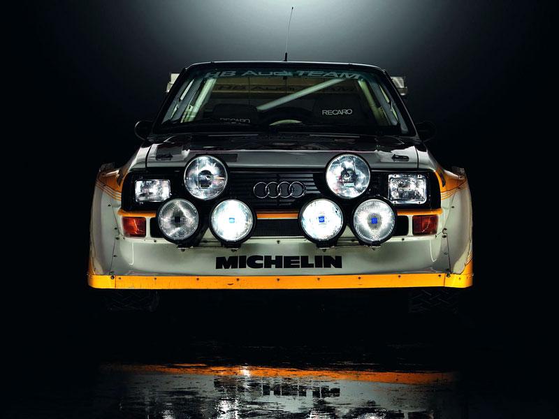 Audi Quattro: Třicet let pohonu všech kol: - fotka 27