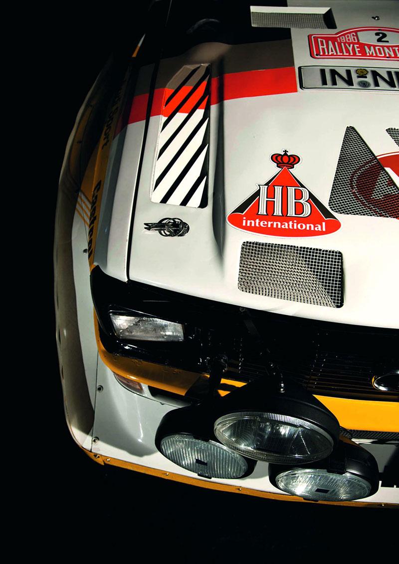 Audi Quattro: Třicet let pohonu všech kol: - fotka 30
