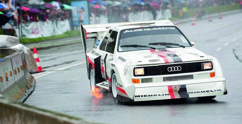 Audi Quattro: Třicet let pohonu všech kol: - fotka 39