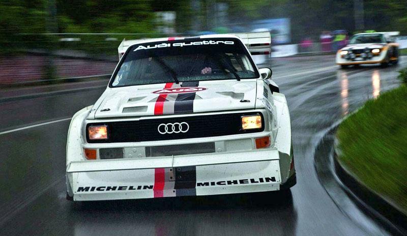 Audi Quattro: Třicet let pohonu všech kol: - fotka 40