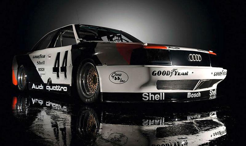 Audi Quattro: Třicet let pohonu všech kol: - fotka 42