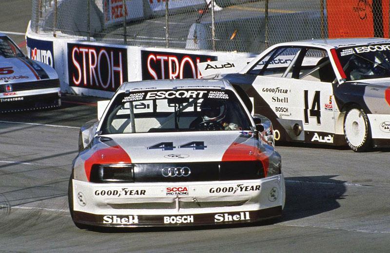 Audi Quattro: Třicet let pohonu všech kol: - fotka 43