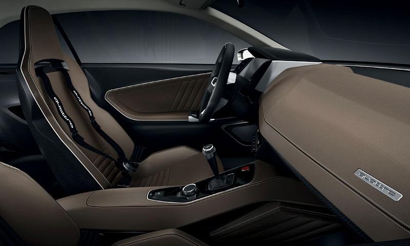 Paříž 2010: Audi quattro concept: - fotka 5