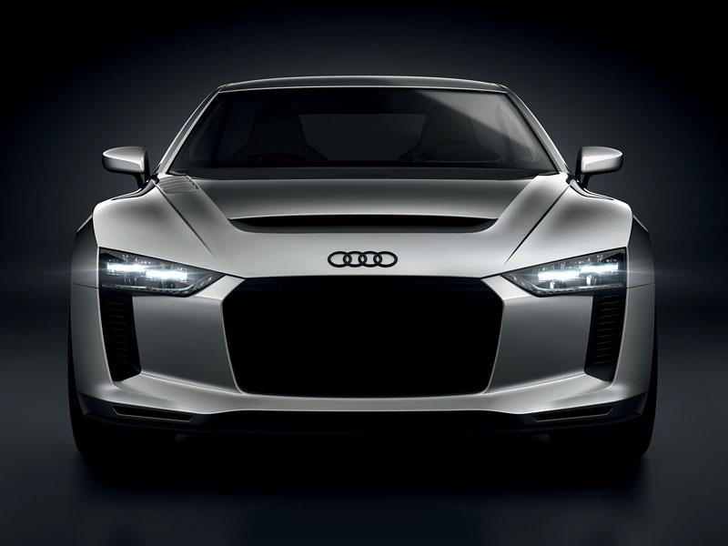 Paříž 2010: Audi quattro concept: - fotka 6