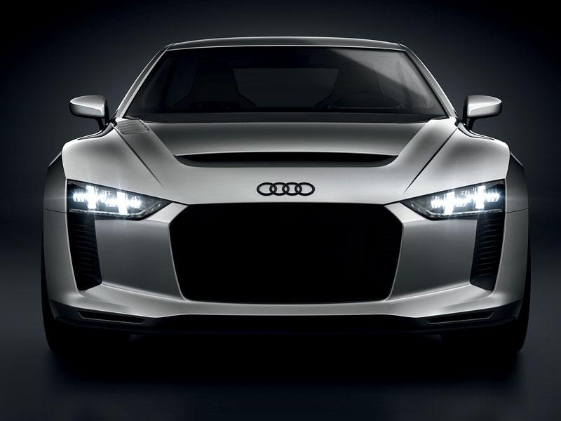 Paříž 2010: Audi quattro concept: - fotka 7