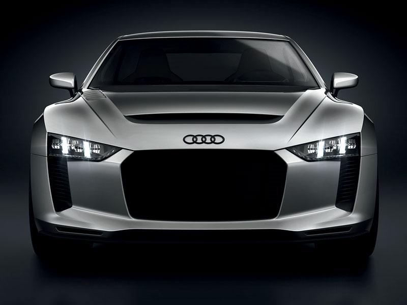 Paříž 2010: Audi quattro concept: - fotka 8