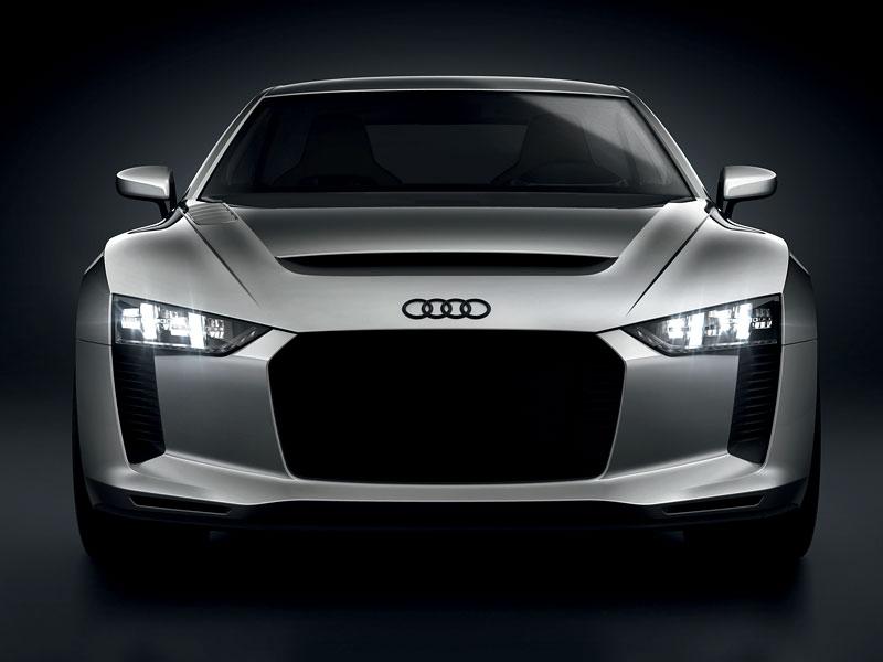 Paříž 2010: Audi quattro concept: - fotka 9