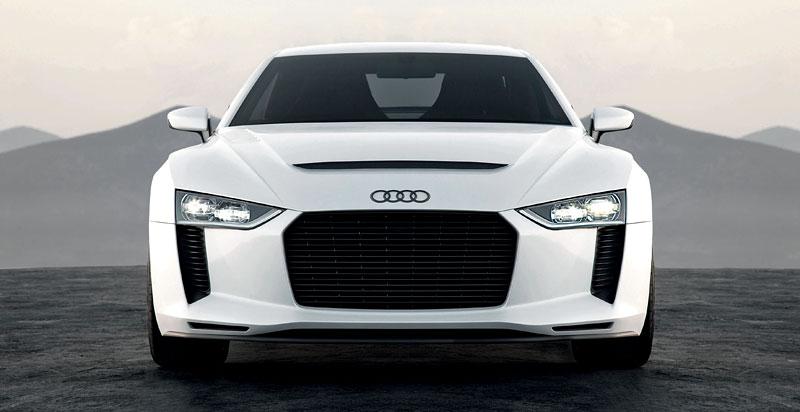 Paříž 2010: Audi quattro concept: - fotka 10