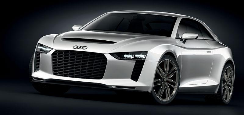 Paříž 2010: Audi quattro concept: - fotka 11