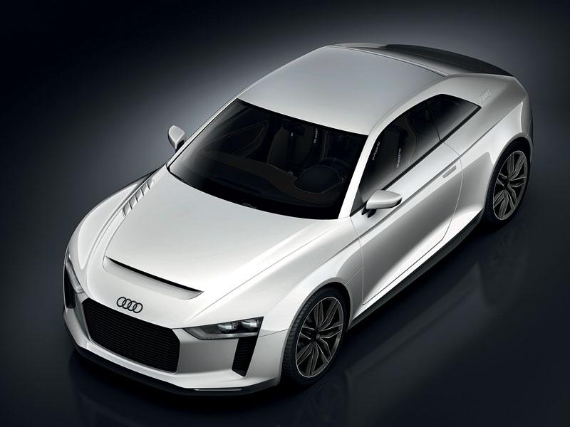 Paříž 2010: Audi quattro concept: - fotka 12
