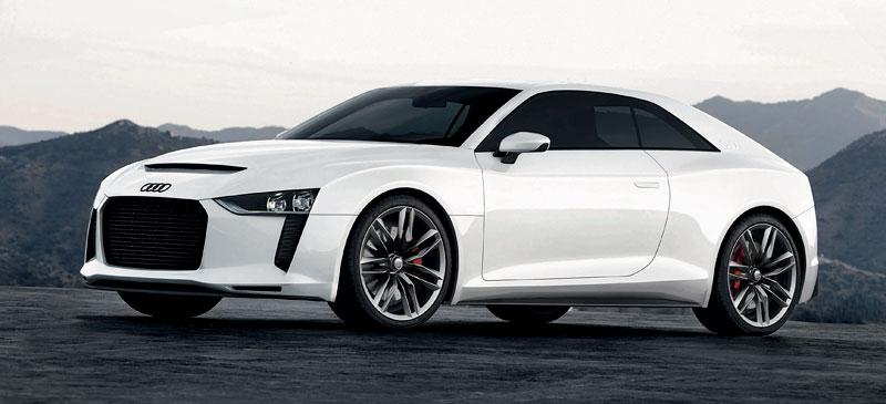 Paříž 2010: Audi quattro concept: - fotka 13