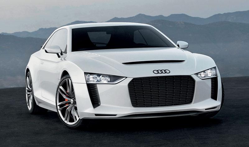 Paříž 2010: Audi quattro concept: - fotka 14