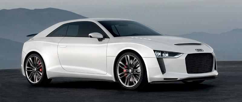 Paříž 2010: Audi quattro concept: - fotka 15
