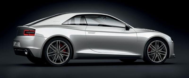 Paříž 2010: Audi quattro concept: - fotka 16