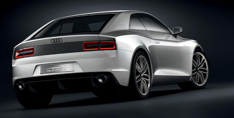 Paříž 2010: Audi quattro concept: - fotka 18