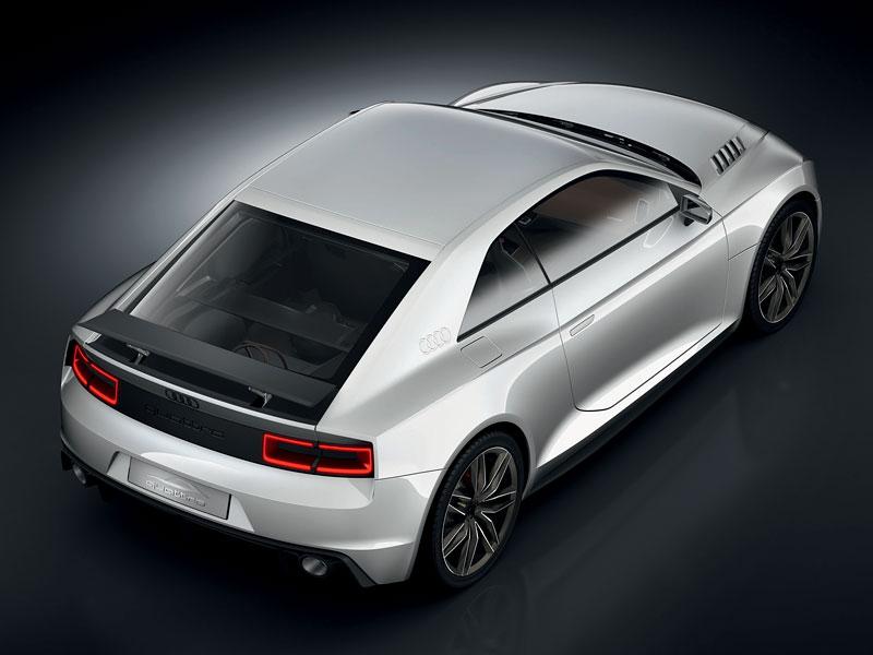 Paříž 2010: Audi quattro concept: - fotka 19
