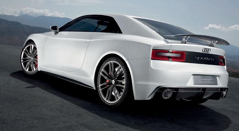 Paříž 2010: Audi quattro concept: - fotka 20