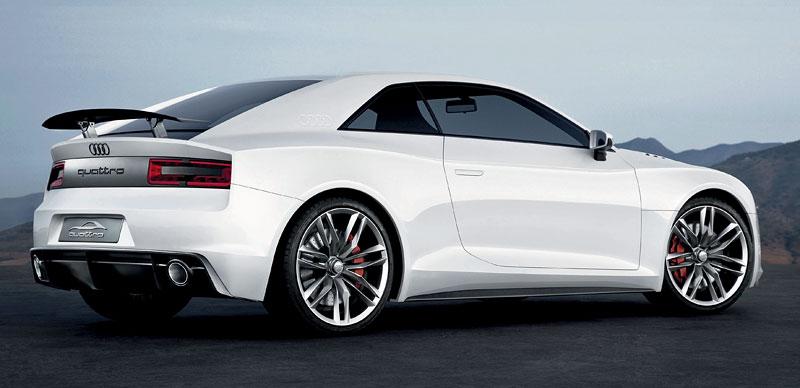 Paříž 2010: Audi quattro concept: - fotka 21