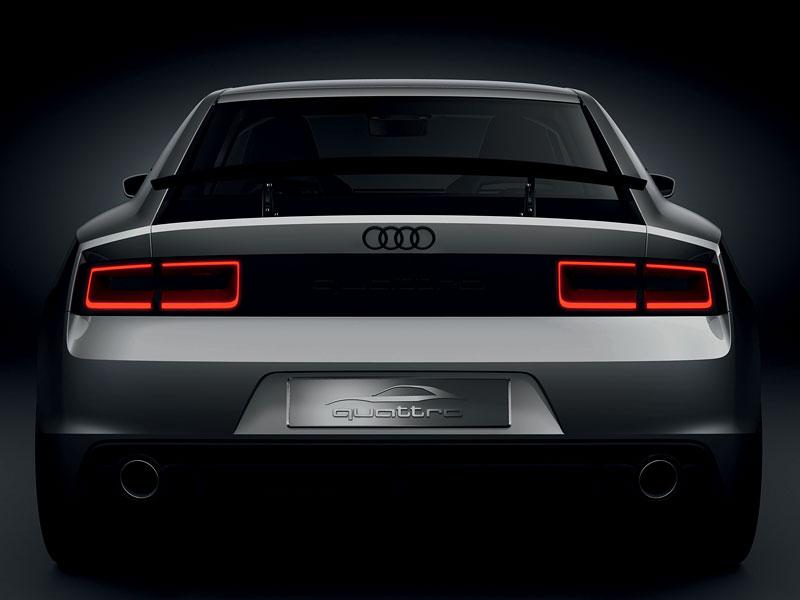 Paříž 2010: Audi quattro concept: - fotka 23