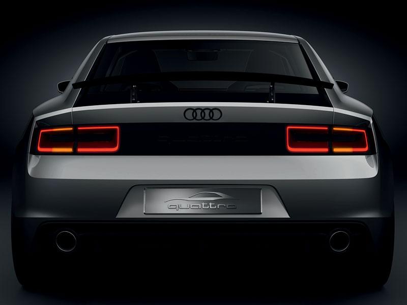 Paříž 2010: Audi quattro concept: - fotka 24