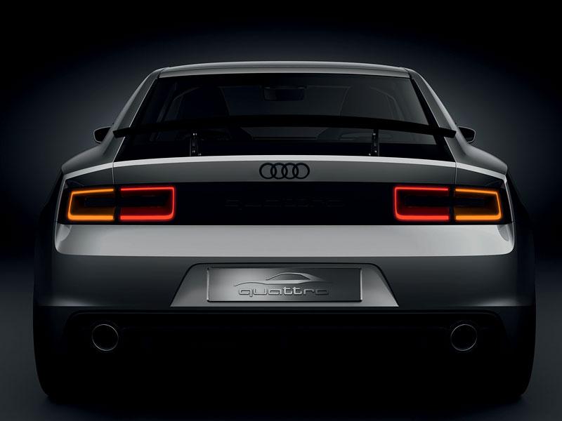 Paříž 2010: Audi quattro concept: - fotka 25