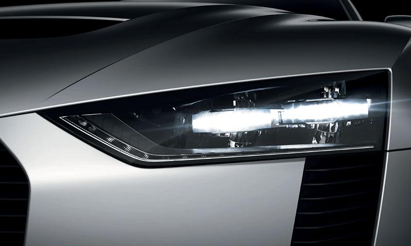 Paříž 2010: Audi quattro concept: - fotka 26