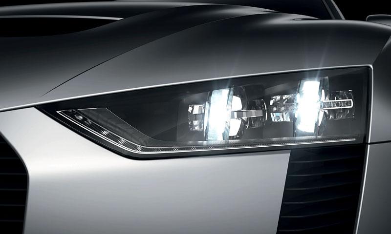 Paříž 2010: Audi quattro concept: - fotka 27