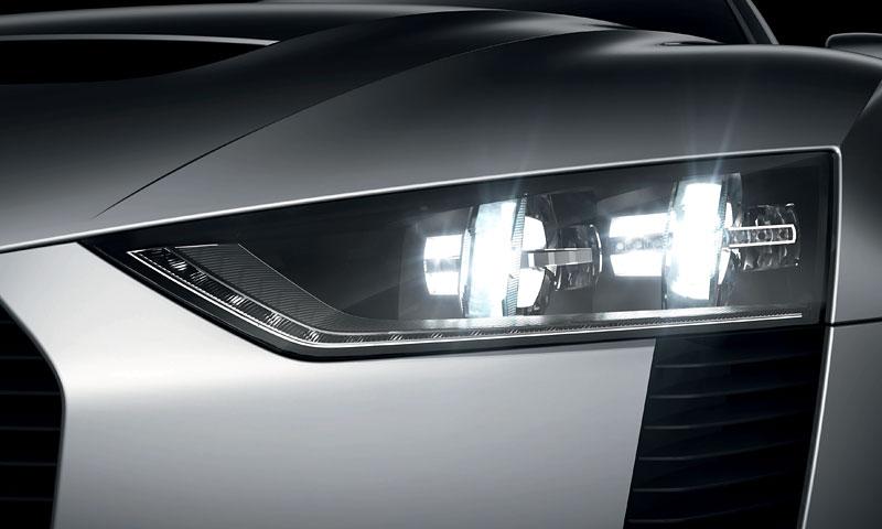 Paříž 2010: Audi quattro concept: - fotka 28