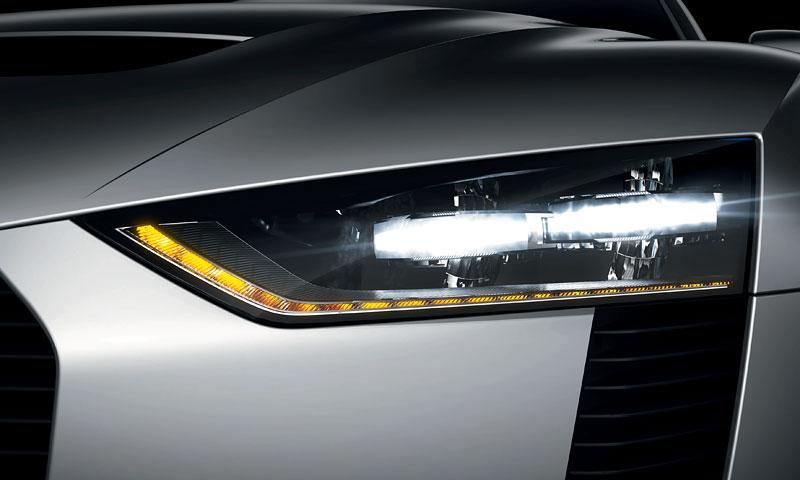 Paříž 2010: Audi quattro concept: - fotka 29