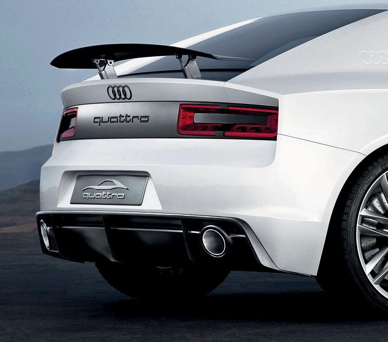 Paříž 2010: Audi quattro concept: - fotka 30