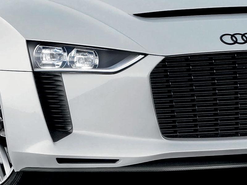 Paříž 2010: Audi quattro concept: - fotka 32