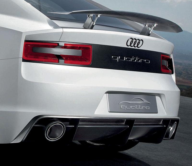 Paříž 2010: Audi quattro concept: - fotka 33
