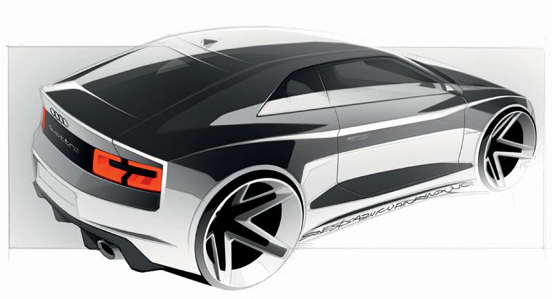 Paříž 2010: Audi quattro concept: - fotka 37