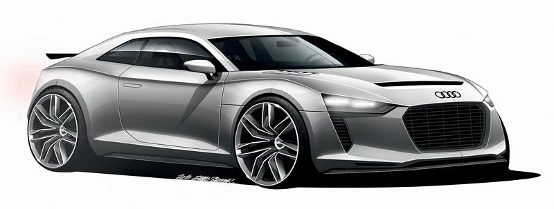 Paříž 2010: Audi quattro concept: - fotka 39