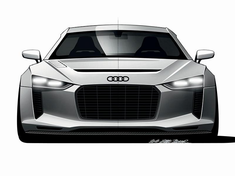 Paříž 2010: Audi quattro concept: - fotka 40