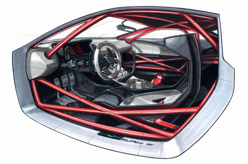Paříž 2010: Audi quattro concept: - fotka 43