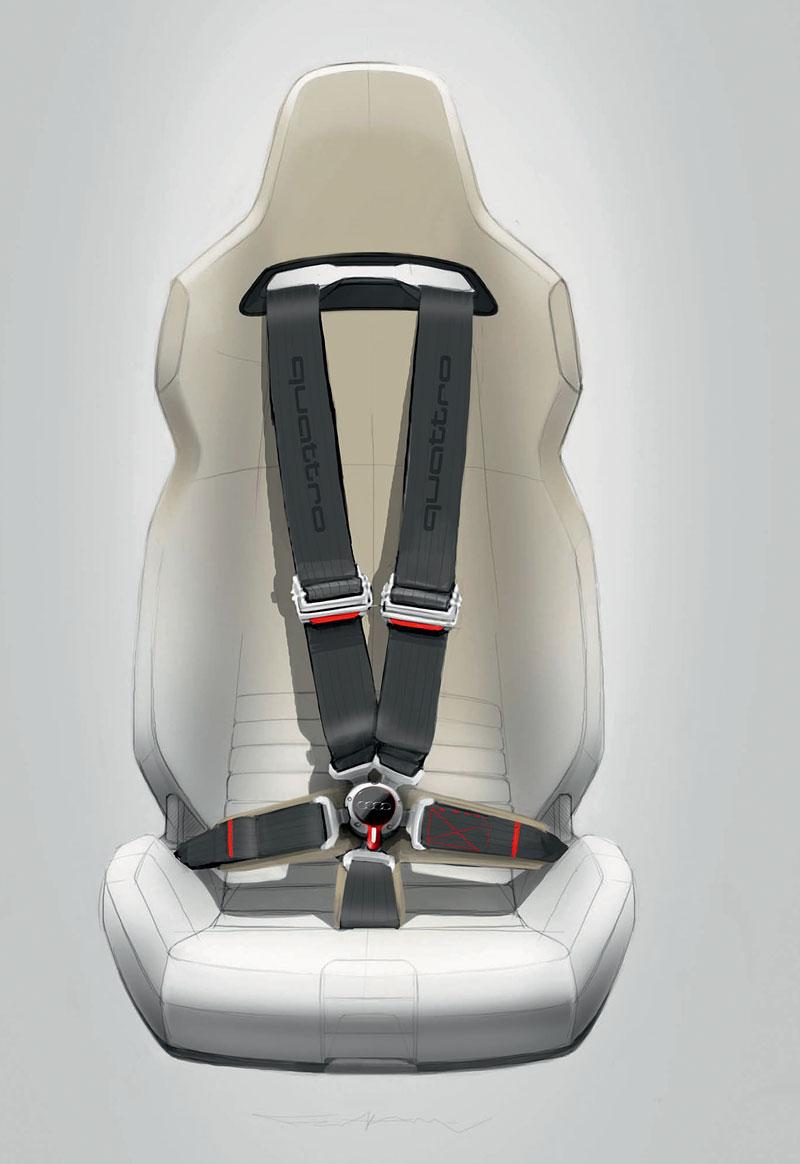 Paříž 2010: Audi quattro concept: - fotka 47
