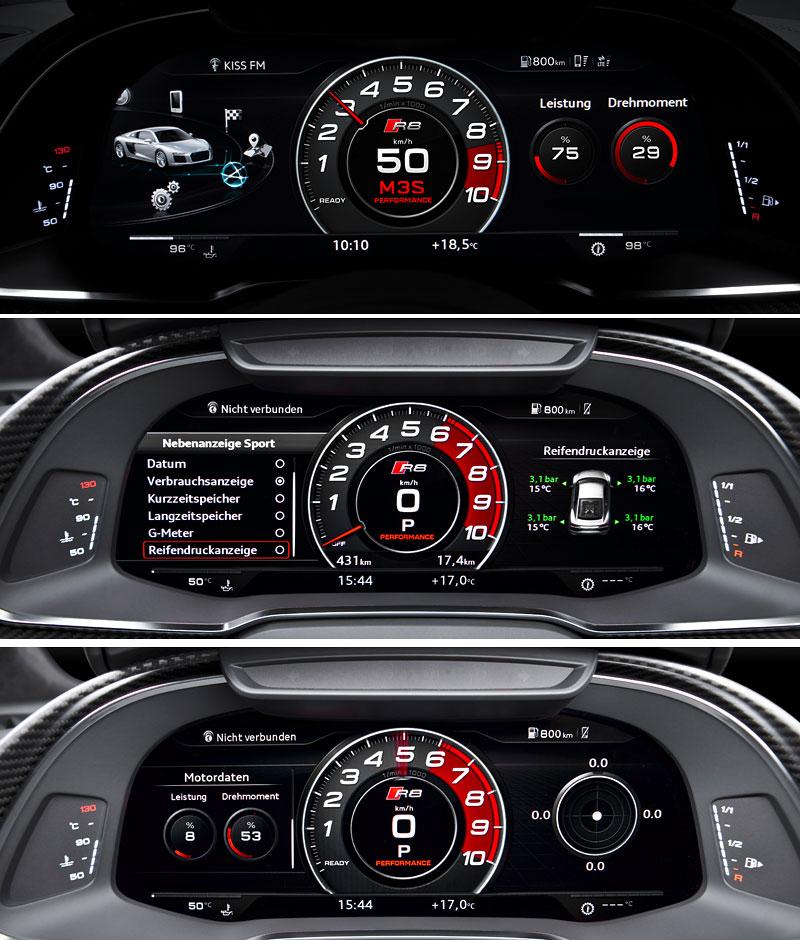 Za volantem: Audi R8: - fotka 1