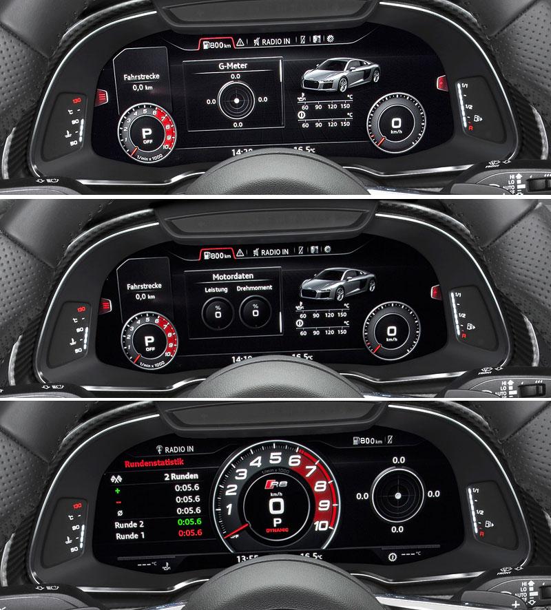 Za volantem: Audi R8: - fotka 2