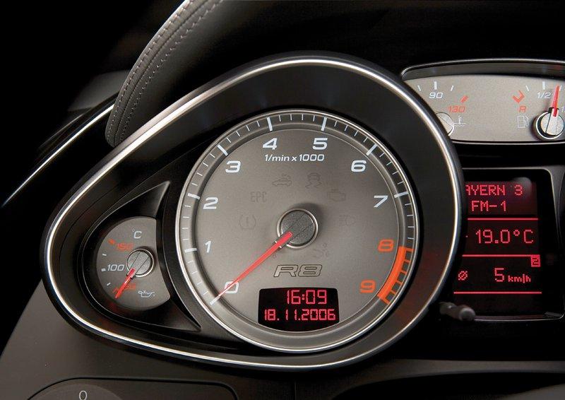 Audi R8 dostane motor V10 s turbem!: - fotka 1