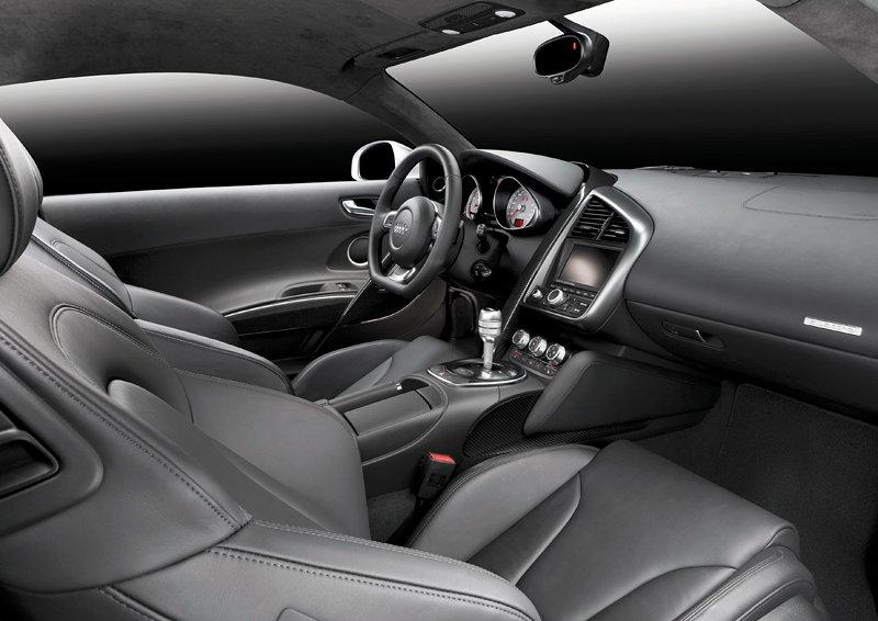 Audi R8 dostane motor V10 s turbem!: - fotka 3