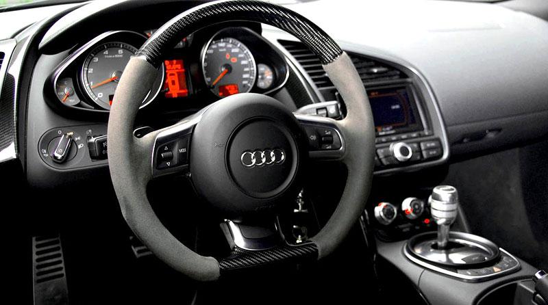 RENM Performance: lepší kondice pro Audi R8: - fotka 1