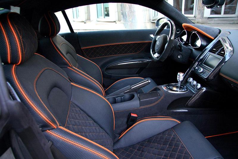 Audi R8 V10 Racing Edition: v závodní formě od Andersonu: - fotka 2