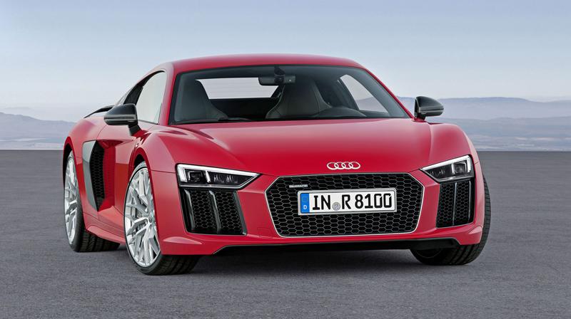 Za volantem: Audi R8: - fotka 25